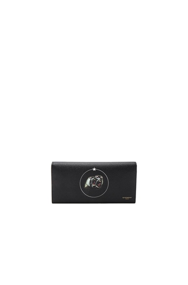 GIVENCHY Flap Wallet in Multi