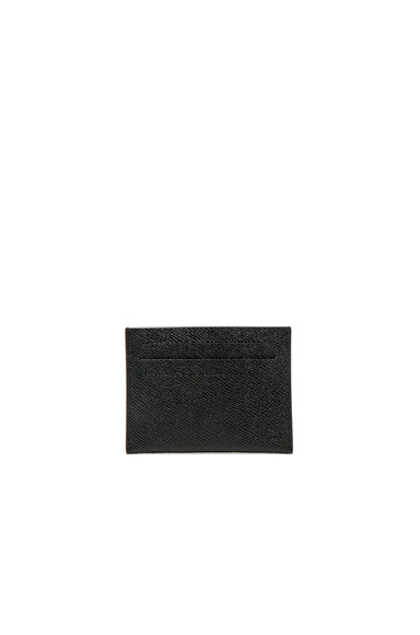 17 Embossed Card Holder