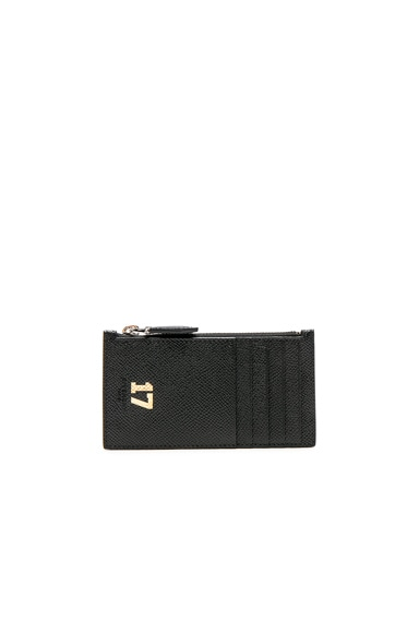 17 Zip Card Holder