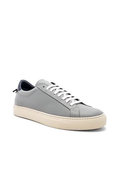 Leather Urban Street Sneakers