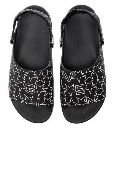 Slide Strap Sandals