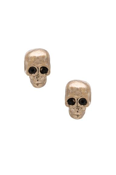 GIVENCHY Skulls Earrings in Metal