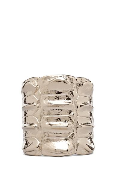 Croc Metal Cuff