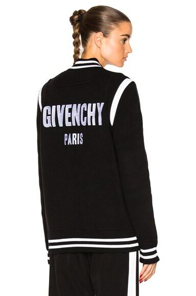 Logo Bomber Jacket Givenchy