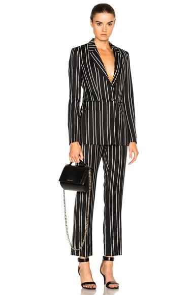 Jacquard Stripe Pant