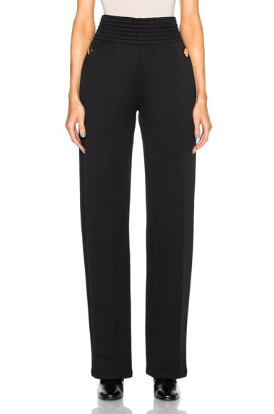 Givenchy Felpa Trousers in Black