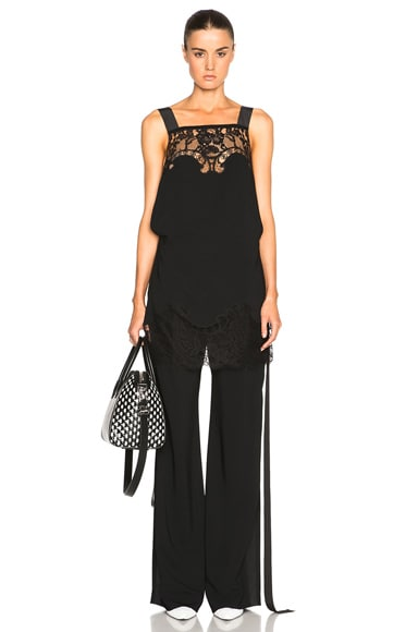 Givenchy Jumpsuit in Black