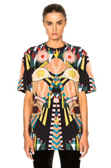 Crazy Cleopatra Printed Jersey Tee
