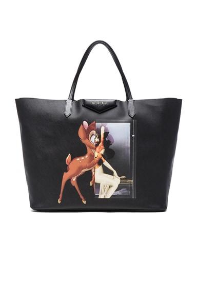 GIVENCHY Bambi Antigona Shopper in Multi
