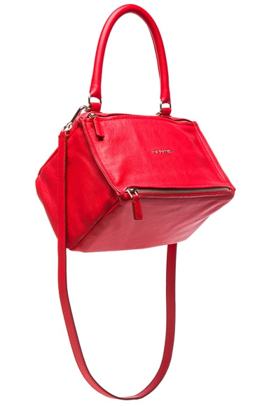 GIVENCHY Small Pandora in Red