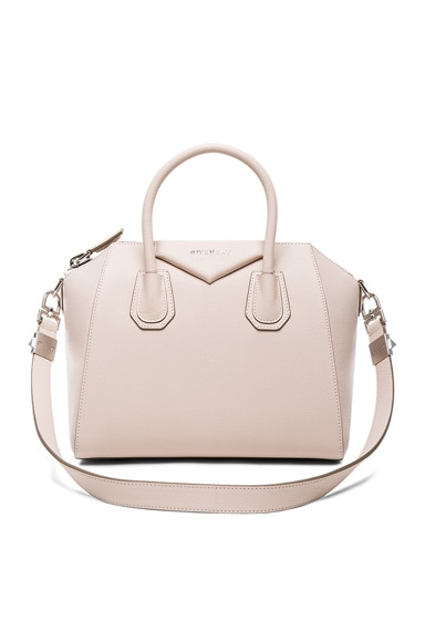 Givenchy Small Antigona in Nude Pink