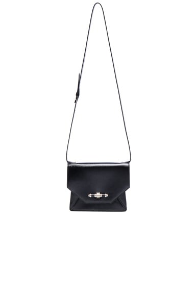 GIVENCHY Obsedia Crossbody Bag in Black