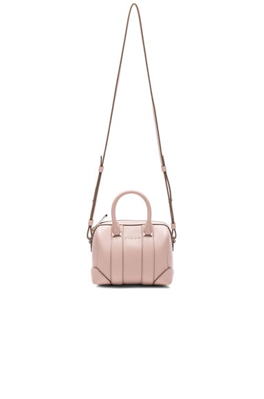 Givenchy Micro Lucrezia in Nude Pink
