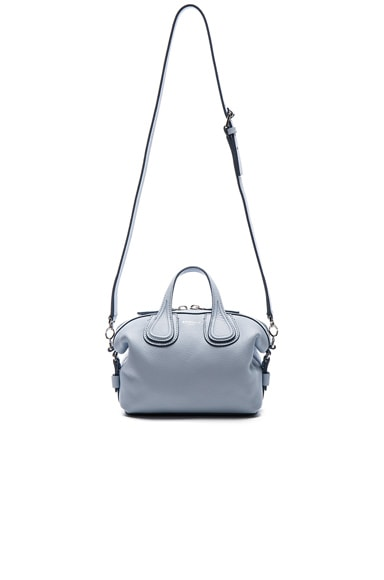 Givenchy Micro Nightingale in Light Blue