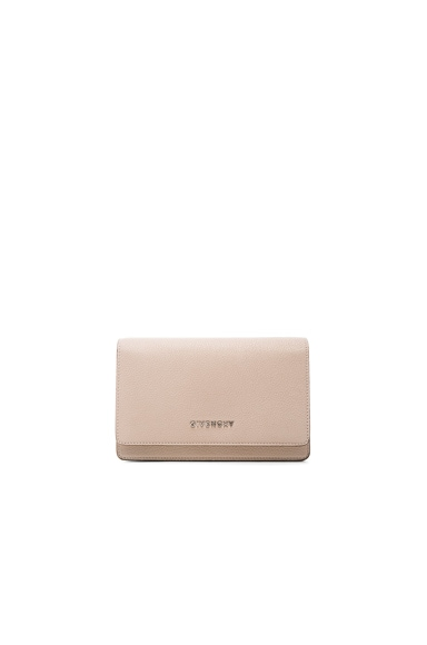 Givenchy Pandora Chain Wallet in Nude Pink