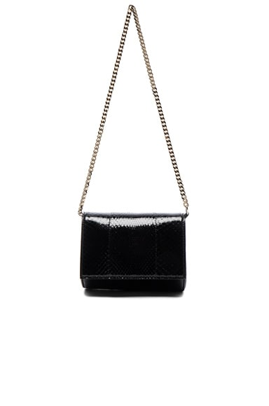 GIVENCHY Minaudiere Chain Ayers Pandora Box in Black