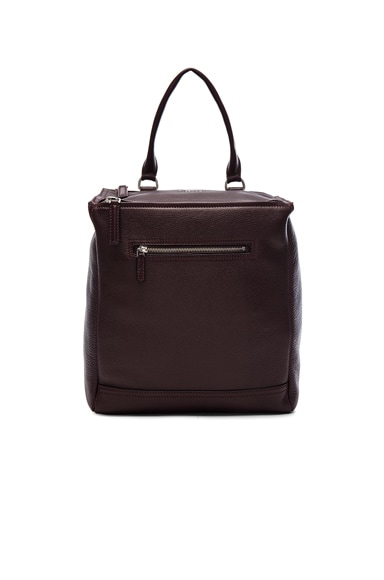 Givenchy Pandora Backpack in Wine