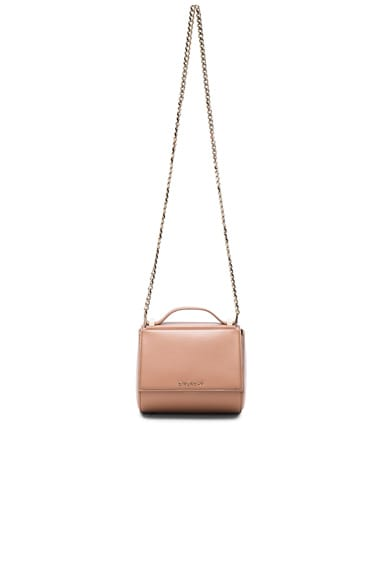 Givenchy Pandora Box Chain Bag in Old Pink