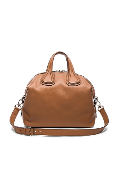 Givenchy Nightingale Medium Bag in Caramel