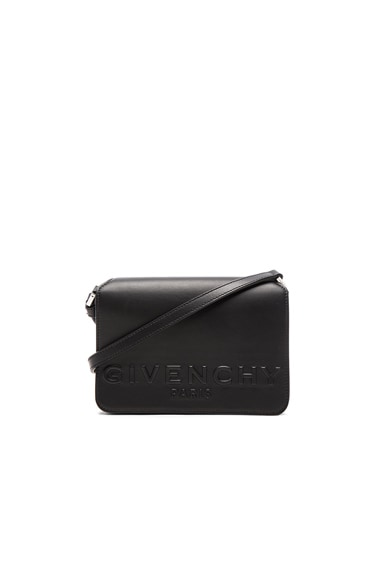 Givenchy Small Logo Bag in Black