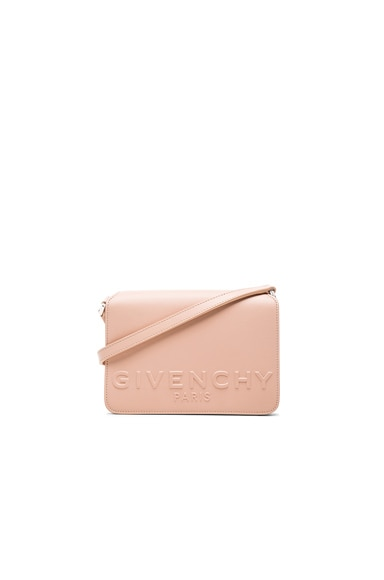 Givenchy Small Logo Bag in Light Pink