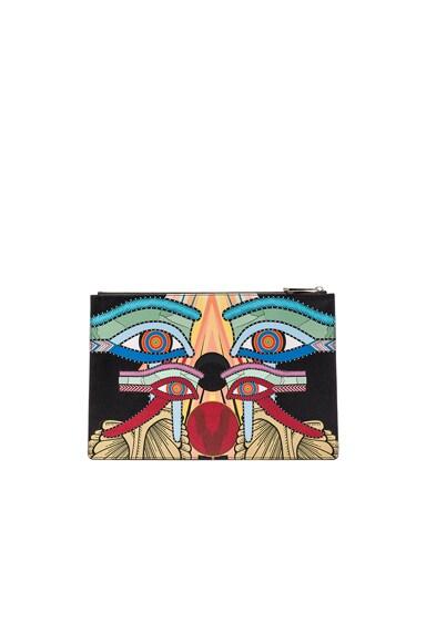 Medium Egyptian Eyes Print