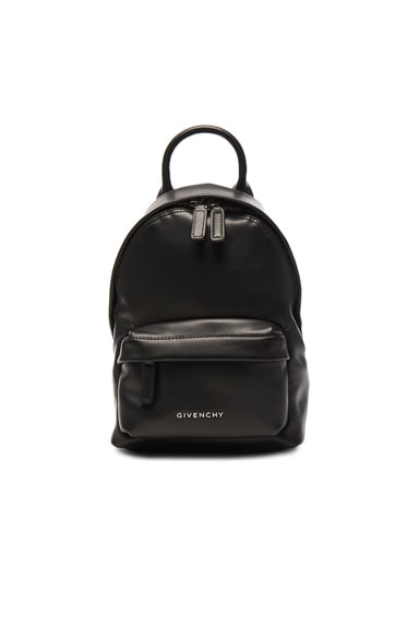 Nano Smooth Leather Backpack