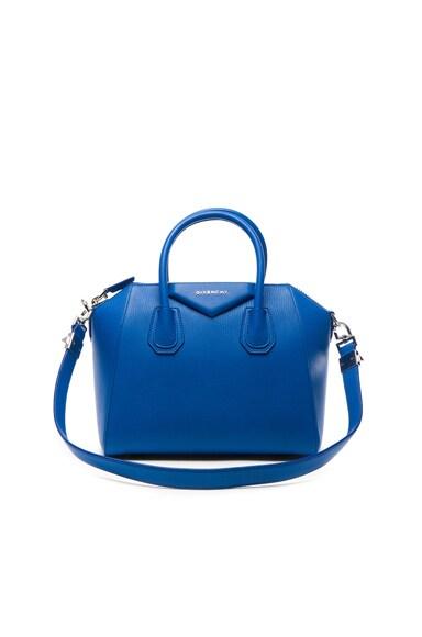 Givenchy Small Sugar Antigona in Indigo Blue