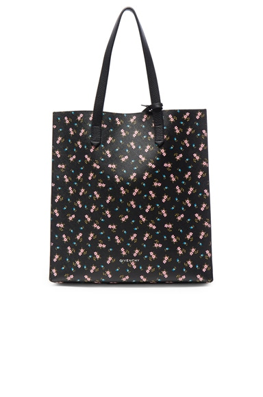 Givenchy Medium Pink Hibiscus Printed Stargate in Multicolor