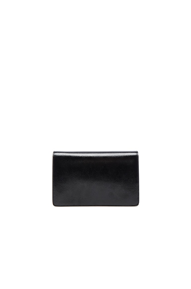 Chain Wallet Patent Leather Pandora