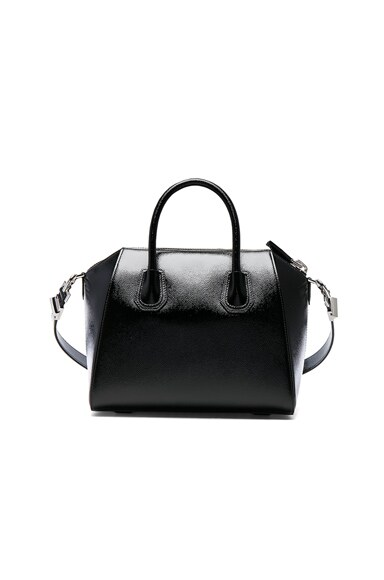 Small Patent Leather Antigona