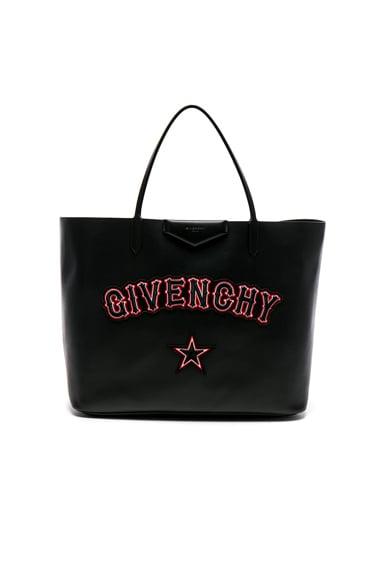 Gothic Logo Antigona Tote Givenchy