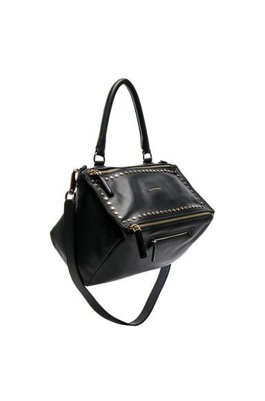 Medium Smooth Leather Studded Pandora Givenchy