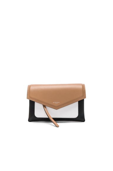 Tri Color Duetto Crossbody Flap Bag Givenchy
