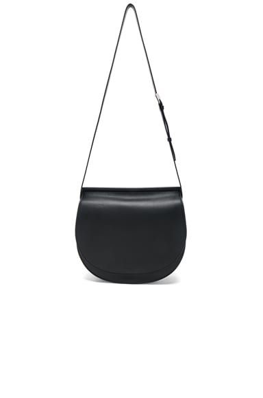 Small Infinity Smooth Saddle Bag