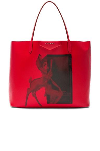 Large Bambi Antigona Shopping Bag