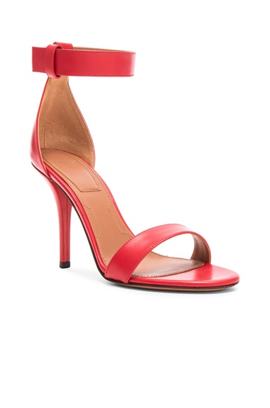 Retra Leather Heels