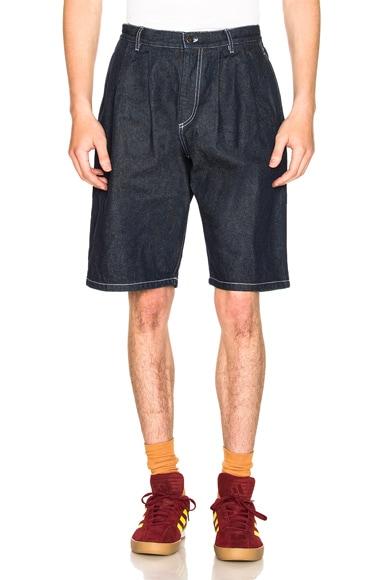 Large Denim Short