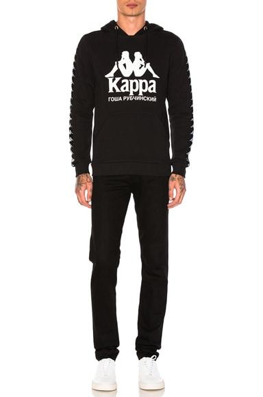 x Kappa Hoodie