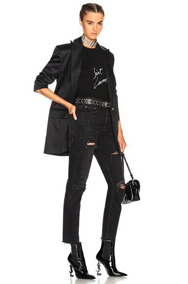 Karolina High Rise Skinny Jean