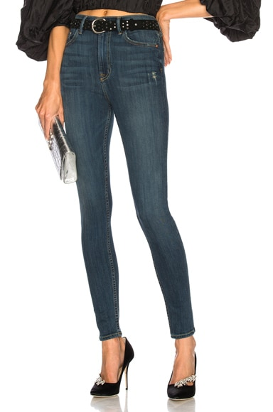 Kendall High Rise Super Stretch Skinny Jeans