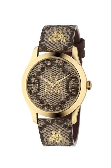 38MM G-Timeless Bee Print Watch
