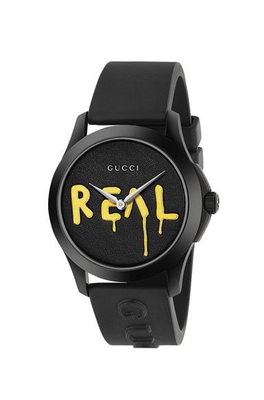 """38MM G-Timeless """"REAL"""" Motif Watch"""
