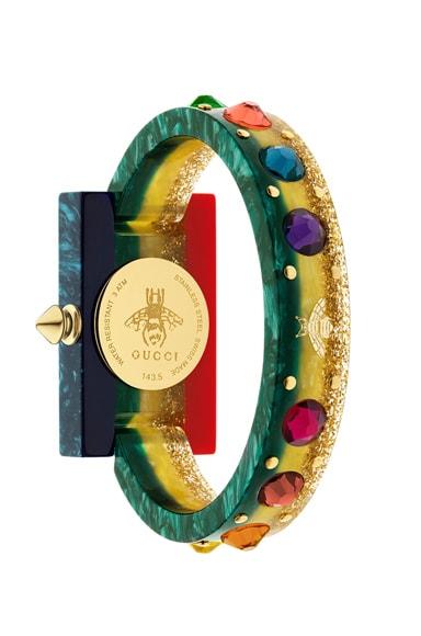 24 x 40MM Plexiglas Bangle Watch