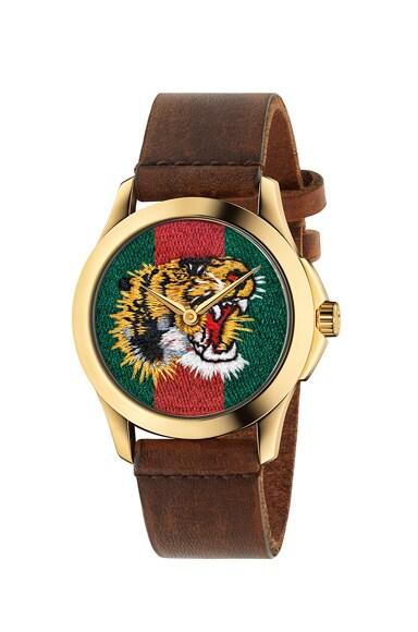38MM Le Marche des Merveilles Tiger Head Watch