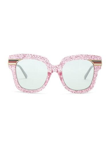 Vintage Web Sunglasses