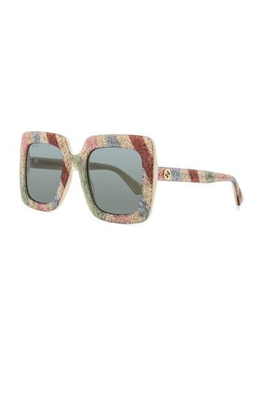 GG Acetate Sunglasses