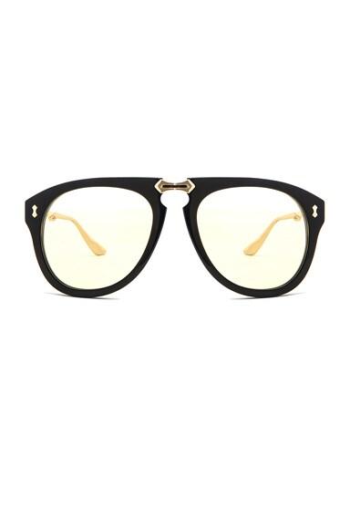 Big Rivets Sunglasses