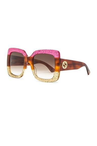 Urban Web Block Sunglasses