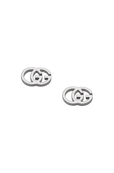 Running G Stud Earrings